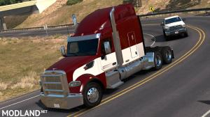 GTM Team Peterbilt 567 V1.1 1.32.x, 4 photo