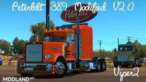Modified Peterbilt 389 v 2.0