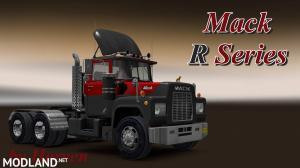 Mack R Series (v1.3) 1.32.x, 1 photo
