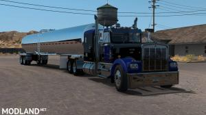 Kenworth W900A 1974 21.10.19 1.35.x, 1 photo
