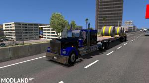 Kenworth W900A 1974 21.10.19 1.35.x, 4 photo