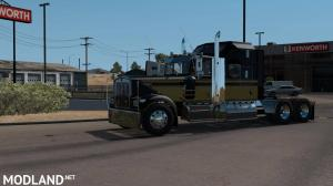 Kenworth W900A 1974 21.10.19 1.35.x, 3 photo