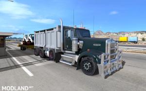 W900 Dump Truck, 2 photo