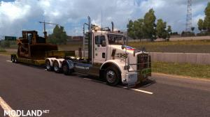 Kenworth T800 by dmitry68 for ATS [1.33], 3 photo