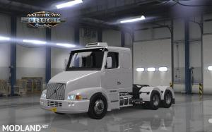 Volvo NH12 for ATS