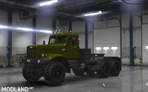 Краz 255 for ATS version 1.31 (updated)