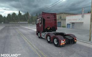 Renault Range T New  for ATS 1.31, 3 photo