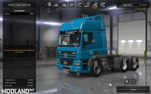 DAF CF 85 Euro 3 for ATS 1.31.x FIXED, 2 photo