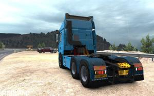 DAF CF 85 Euro 3 for ATS 1.31.x FIXED, 3 photo