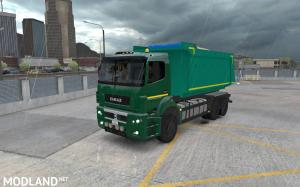 Kamaz 5490 65206 6580 for ATS 1.31.x (different version with Dump truck +BDF trailer), 1 photo