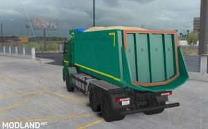 Kamaz 5490 65206 6580 for ATS 1.31.x (different version with Dump truck +BDF trailer), 2 photo
