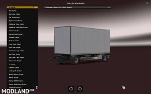 Kamaz 5490 65206 6580 for ATS 1.31.x (different version with Dump truck +BDF trailer), 6 photo