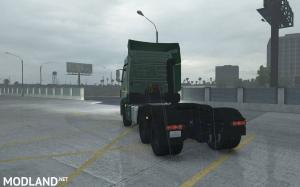 Kamaz 5490 65206 6580 for ATS 1.31.x (different version with Dump truck +BDF trailer), 3 photo