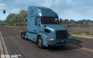 Volvo VNL 660 v 1.2 for ATS 1.34.x, 1 photo
