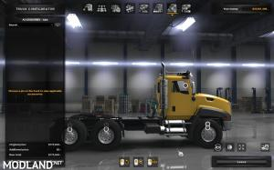 CAT CT 660 v.2.2 with real trailer cables, 4 photo