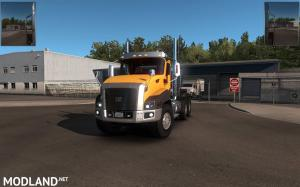 CAT CT 660 v.2.2 with real trailer cables, 2 photo