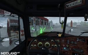 Freightliner Classic XL for ATS 1.34.x, 5 photo