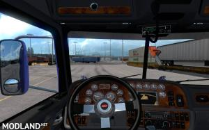 Peterbilt 386 updated for 1.35.x (Haulin version), 4 photo