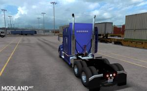 Peterbilt 386 updated for 1.35.x (Haulin version), 2 photo