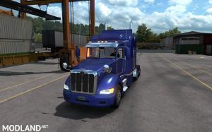 Peterbilt 386 updated for 1.35.x (Haulin version), 1 photo