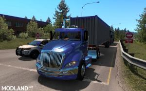 International ProStar Daycab rework for ATS 1.35 and up
