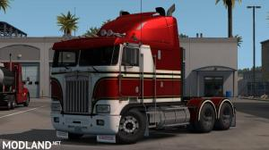 Kenworth K100-E v0.91 1.35  - External Download image