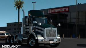 GTM Kenworth T800 [1.31] , 2 photo