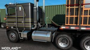 Kenworth K100-E v22.08.19 ATS [1.35], 2 photo