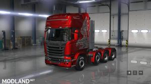 SCANIA Trucks for ATS v3.0 1.36.x, 2 photo