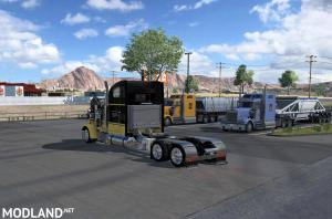 Freightliner Classic XL by Renenate 1.36.x, 2 photo