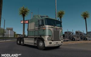 Kenworth K100-E v22.08.19 ATS [1.35], 1 photo
