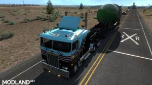 Kenworth K100-E v0.92 1.35, 3 photo