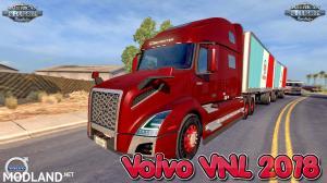 Volvo VNL 2018 v1.15 [1.32 & up]