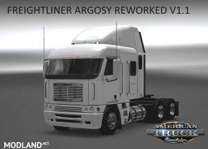 Freightliner Argosy Reworked v 1.1