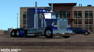 Peterbilt 389 Modified v2.2.2 [1.33]