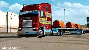 Freightliner Cabover, 2 photo