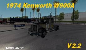 Kenworth W900a v 2.2, 1 photo