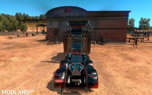 Heavy truck: Optimus Prime, Western Star 5700-ATS 1.5.3s, 3 photo