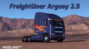 Freightliner Argosy v2.5 1.37.x , 1 photo