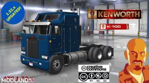 KENWORTH K100 ATS 1.32.x, 1 photo