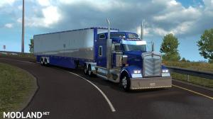 Kenworth W900L Big Bob Edition v 3.1 [upd 17.12.18] (1.32, 1.33), 1 photo