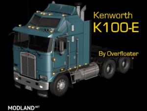 Kenworth K100-E v0.90 1.35 , 2 photo