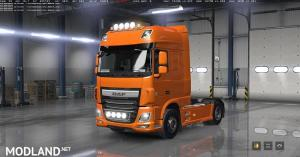 DAF XF Euro 6 with All Cabins & Accessories, 1 photo