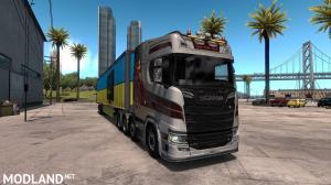 SCANIA Trucks for ATS v3.0 1.36.x, 4 photo