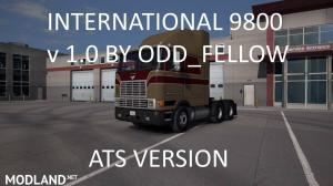 International 9800 v 1.0 for ATS by odd_fellow, 1 photo