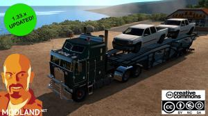 KENWORTH K100 ATS 1.33.x, 2 photo