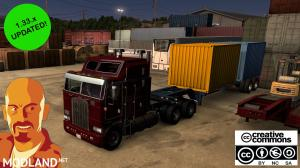 KENWORTH K100 ATS 1.33.x, 3 photo