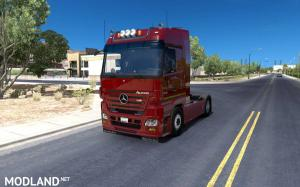 Mercedes Benz MP2 update for Mercedes Trucks Megapack for ATS 1.31.x, 2 photo