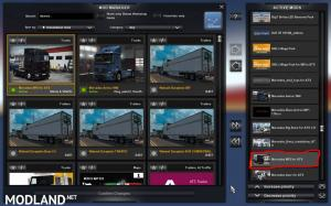 Mercedes Benz MP2 update for Mercedes Trucks Megapack for ATS 1.31.x, 1 photo