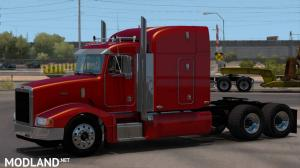 Peterbilt 377 by HFG, 2 photo